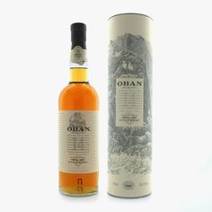 Whisky Oban 14 ans - Whiskys - Spiritueux - La Cave - Accueil