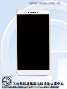 Novedad: El Xiaomi Max pasa por TENAA y nos muestra su diseño al completo
