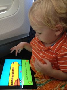 Apps for Traveling Toddlers