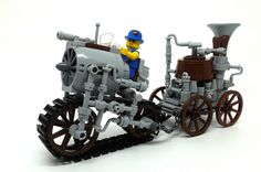 ~ Lego Mocs ~ Steampunk ~ Florence and her machine | by 2 Much Caffeine