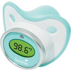 Summer Infant Pacifier Thermometer, 2 pc - Walmart.com