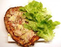 Pizza chou fleur Sans Gluten, Gluten Free, Quiche, Keto Recipes, Veggies, Favorite Recipes, Diet, Cooking, Breakfast