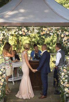 Guide to renewing wedding vows including wedding vow samples and examples for a wedding vow renewal ceremony. Everything you need to know about vow renewal.