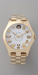Miss Marc Icon Watch in Gold