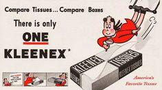 """La dibujante del #comic """"La pequeña Lulú"""" fue contratada para promocionar el uso #Kleenex en sus #viñetas http://www.weimark.es/brann/scottex-y-el-origen-del-papel-higienico/?preview=true&preview_id=564&preview_nonce=44ae87993b #packaging"""