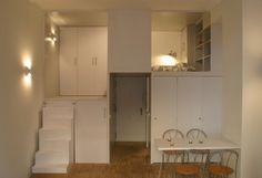Loft Compacto | Beriot Bernardini Arquitectos | http://www.bimbon.com.br/projeto/loft_compacto