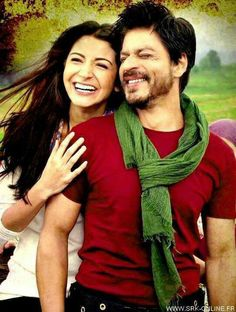 Shah Rukh Khan and Anushka Sharma - Jab Tak Hai Jaan (2012)
