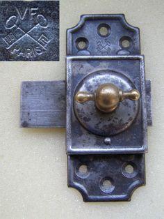 Boutons de meubles poign es de porte placard tiroir - Boutons de porte de placard originale ...