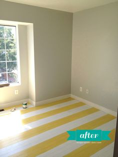 craft room floor:: idea from inspiration ave: No.30 Project Remodel