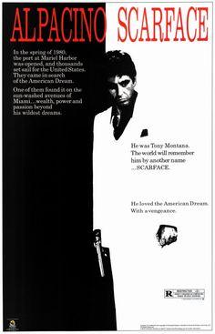 Scarface (1983) | #80sMovie