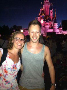 Samen in Disney '14