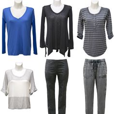 Mix and match Splendid casual wear at  WHITESBOUTIQUE.COM