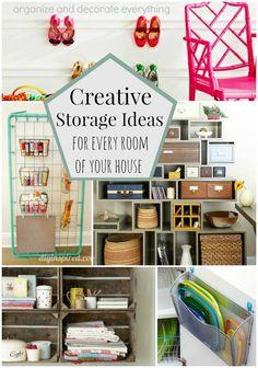 162 Best Organization Ideas For The Home Athriftymom Com