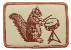 squirrel patch - I want this so keenly. Alas, it is no longer available. I will have to stitch one for myself after the holiday gift-making is done....