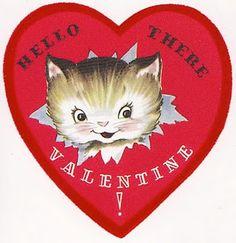 Valentine Kitty