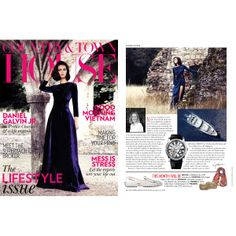COUNTRY AND TOWN HOUSE #countryandtownhouse #janecarr #press