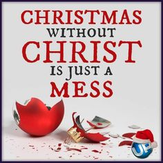 Jesus is the Reason for the Season!!