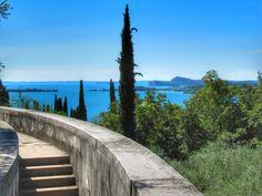 Trappen mausoleum Gardone Riviera