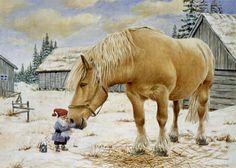 Swedish artist Jan Bergerlind