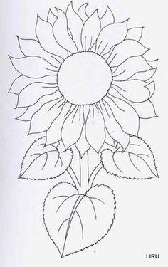 Aneka Gambar Mewarnai Gambar Mewarnai Bunga Matahari Untuk Anak