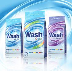 Wash on Behance
