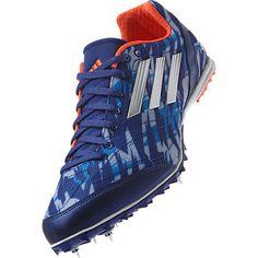 Krosové tretry Adidas ADIDAS XCS 4 modrá Addsport.cz  18300ed838