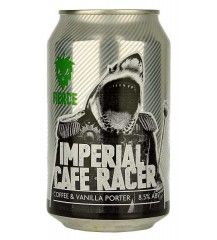 Fierce Beer Imperial Cafe Racer Can British Beer, Brewing, Canning, Beer, Home Canning, Conservation