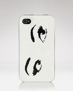 kate spade new york iPhone Case - All Eyes | Bloomingdale's