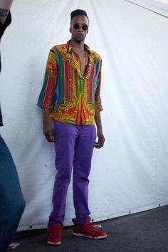 Fashion Sambapita-The 2013 Afropunk Festival Street Style