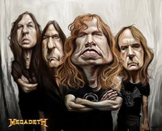 Rock Caricature By Sebastian Casthttp://avaxnews.net/funny/rock_caricature_by_sebastian_cast.html #avaxnews.net