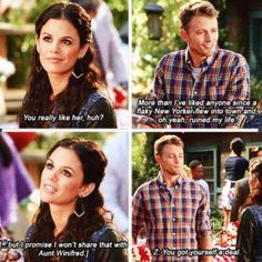 Hart of Dixie - Zoe & Wade #Zade #Season3