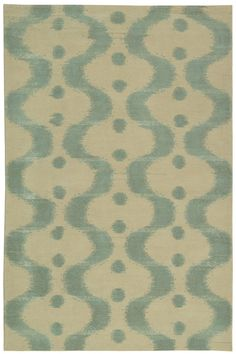 Displaying a contemporary two-tone curvilinier design, Martha Stewart's Ikat Marsh rugs will add personality to any space. Originating from China and crafted from fine hand knotted silk and wool, the Ikat Marsh rugs are a lovely addition to Safavieh contemporary rugs. Martha Stewart is an iconic American designer, with a stylish eye for home design. http://www.cyrusrugs.com/safavieh-rugs-martha-stewart-item-13444&category_id=1621