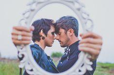 Rocker Chic Wedding Inspiration