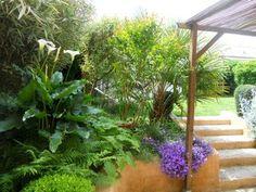 comment amnager un jardin tout en longueur comment compartimenter lespace que planter conseils pratiques ides et astuces