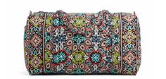 Top gifts in Sierra to give the graduate.   Vera Bradley Large Duffel