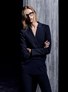 Frida Gustavsson Stars in Tiger of Swedens Fall 2013 Ads by Hasse Nielsen