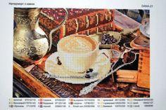 schema brodat cafeaua de dimineata