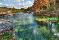 Frio River, Leakey,  Texas ... beautiful pics