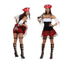 Disfraz de Pirata Sexy para mujer talla M-L | Disfrazzes | Tienda de disfraces online