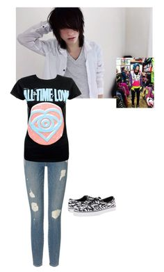 """With Oli at the hospital -Johnnie"" by rebel-sixx ❤ liked on Polyvore featuring art"