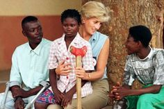Princess Diana (in Angola). She used all the power she had for the good of mankind. Not sure why more celebrities don't because groups that help people need them.