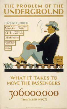 British Transport posters 1912-1969