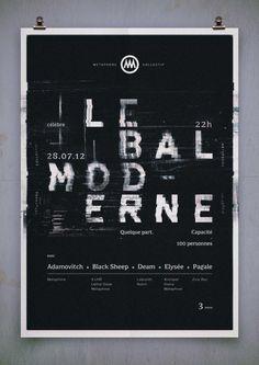 Nicolas Guillerminet / Le Bal Moderne
