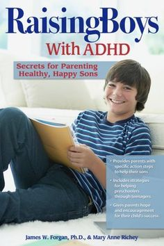 ADHD...This book is wonderful.  Many helpful tips along with helping parents accept an ADHD diagnosis.
