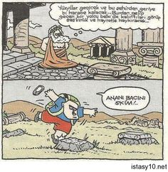 yüzyıllar geçicek ve. Motivation, Funny Images, Peanuts Comics, Comedy, Geek Stuff, Lol, Cartoon, Memes, Caricatures