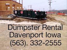 (563) 332-2555 Reliable Dumpster Service DeWitt Iowa-DeWitt Residential ...