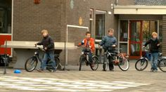 Spel Geluiden in het verkeer - Thema:   Verkeersgeluiden - Groep 1 - Groep 2 -    Groep 3 - Groep 4