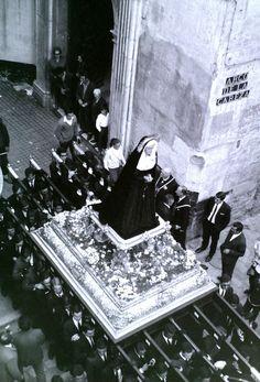 C/Andrés Perez. Año 1965. Foto A.Salinas