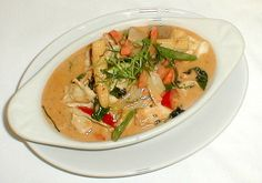 Thai Curry Chicken...one of my favorite Thai dishes.