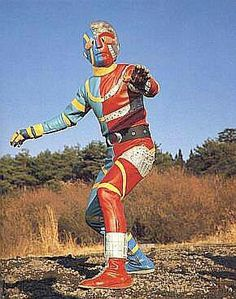 In 1974 we watched Kikaida on TV when it first aired on KIKU Channel 13 every sunday evening.